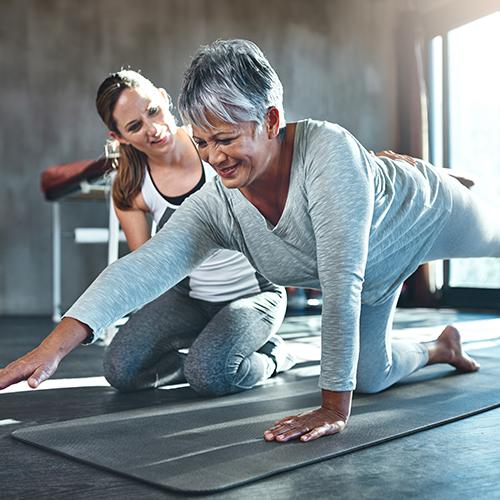 Fitness für Frauen Graz