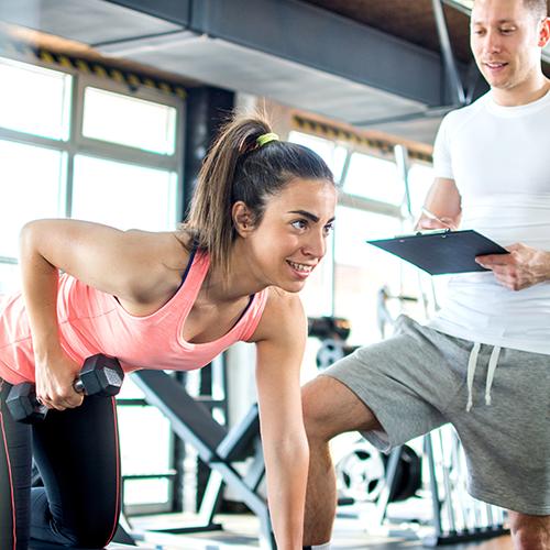 Fitnesschecks Gesundheit Graz